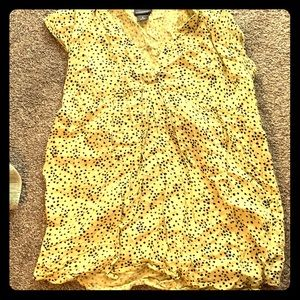 Short sleeve maternity Shirt